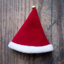 "Load image into Gallery viewer, Santa hat (6.5"", 10"" & 14"")"