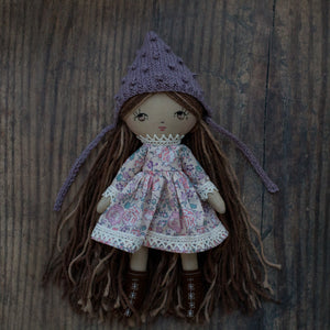 "Liberty dwt dress - limited edition (10"" & 14"" dolls)"
