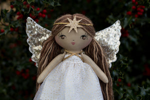 "Angel wings (6.5"", 10"" & 14"" dolls)"