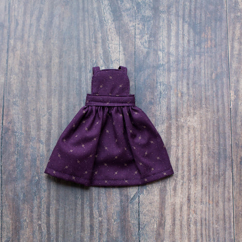 Purple pinafore (10