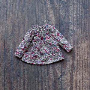 Liberty blouse - ditsy love