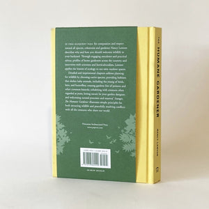 The Humane Gardener Book by Nancy Lawson