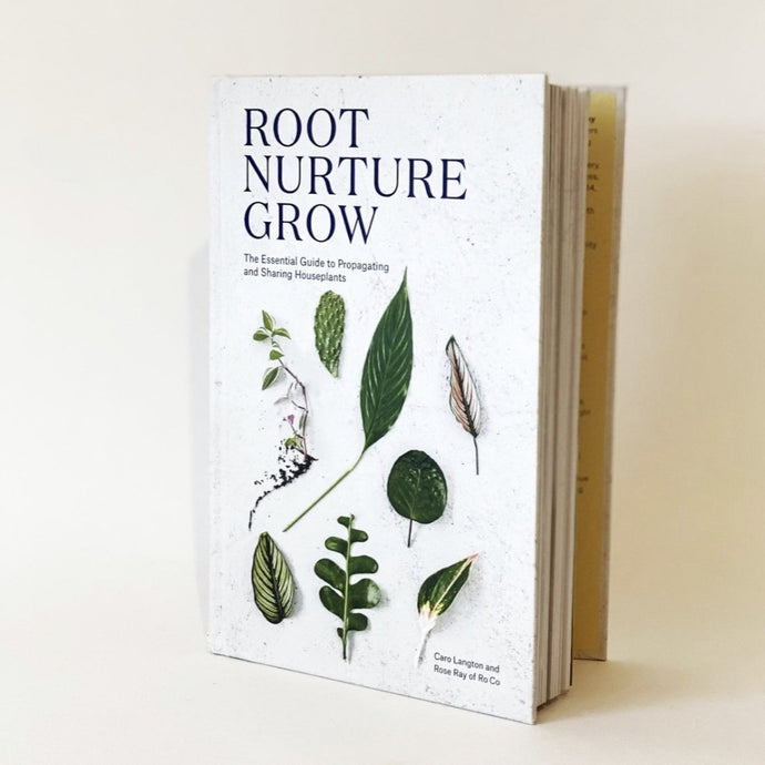 Root Nurture Grow Book