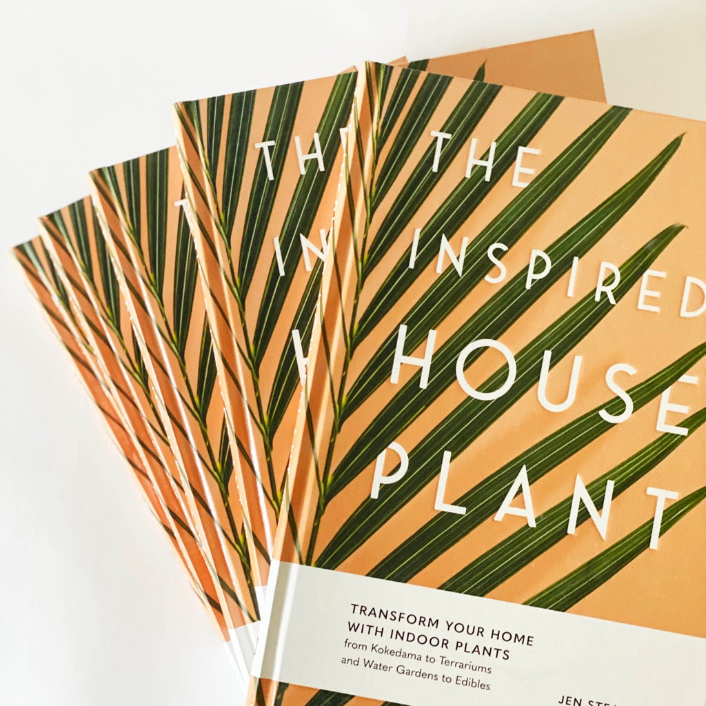 The Inspired House Plant Book