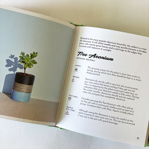 The Little Book of Cacti and Other Succulents Emma Sibley