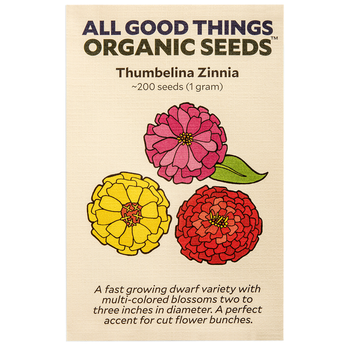 All Good Things Organic Seeds
