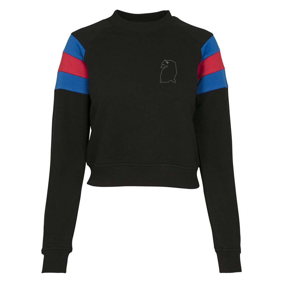 The Bold Cut-Cropped Sweatshirt</br> <small>32 Minutes</small>