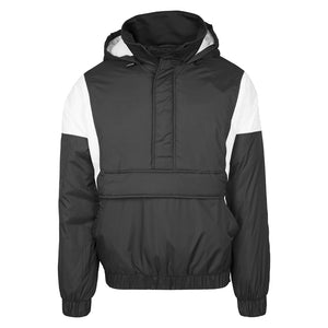 Colour Block Padded Windbreaker</br> <small>55 Minutes</small>