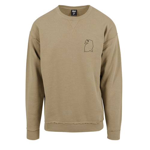 Ragged cut sweatshirt</br> <small>35 Minutes</small>