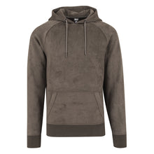 Faux Suede Hoodie</br> <small>60 Minutes</small>