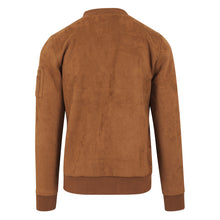 Suede Bomber Jacket</br> <small>68 Minutes</small>