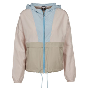 Finessed-Hooded Windbreaker Jacket</br> <small>38 Minutes</small>