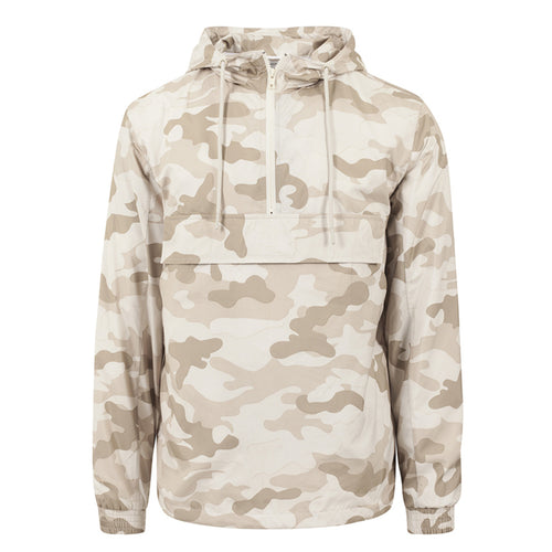 Stealth Mode-Camo Windbreaker</br> <small>48 Minutes</small>