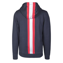'Midnight Trouble' Striped Hoodie</br> <small>50 Minutes</small>