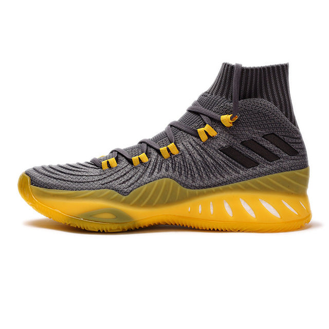 New Arrival Authentic Adidas Crazy Explosive Breathable Basketball Shoes