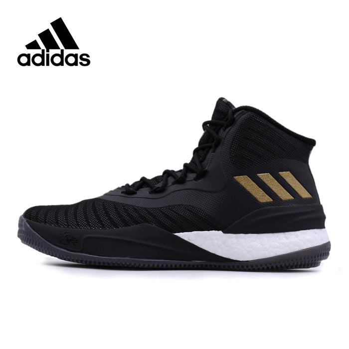 Original New Arrival Official Adidas Men's High Top Basketball Shoes