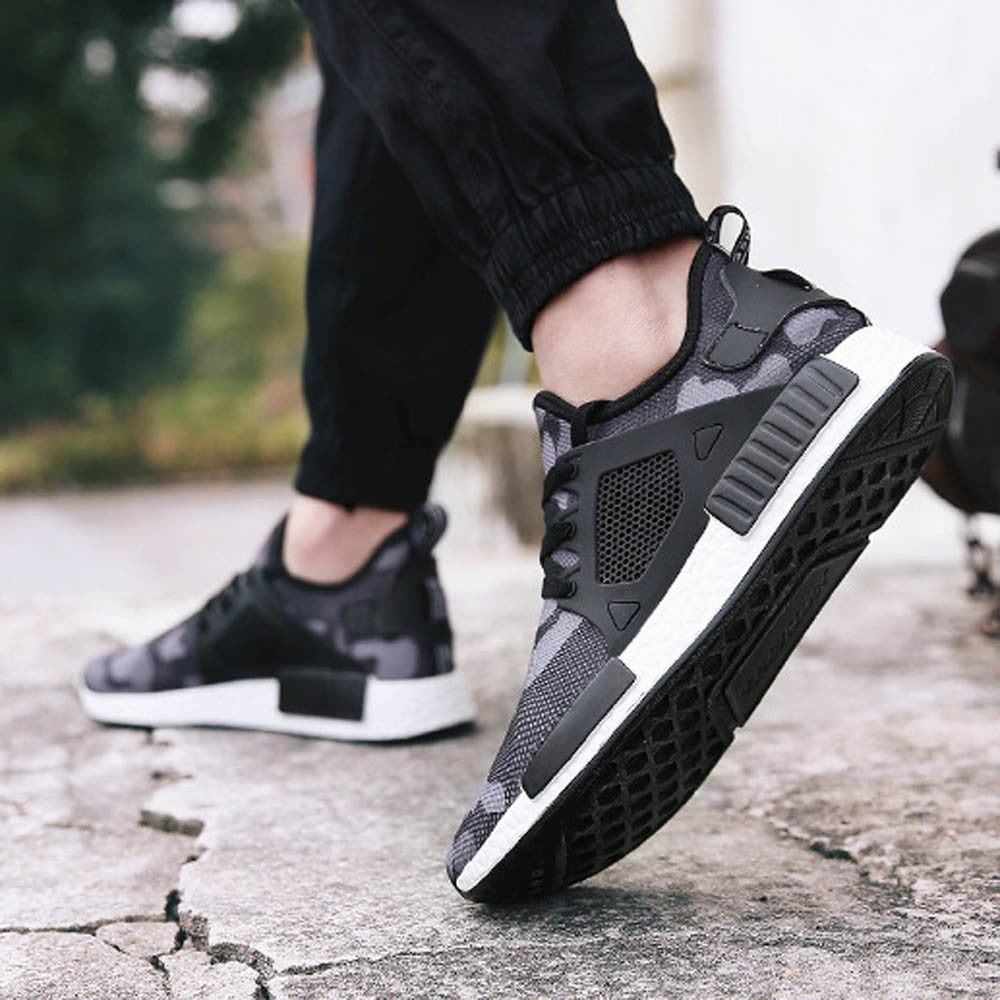 2018 Men's Athletic Fashion Casual Sneakers