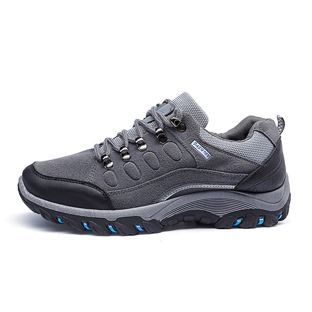 2018 Men Outdoor Sports Waterproof Anti-Skidding Sneakers