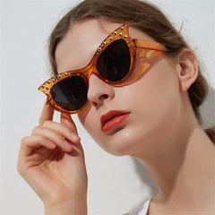 BIRKIN Cat-Eye Sunglasses