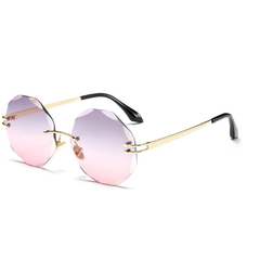ROWE PURPLE PINK SUNGLASSES