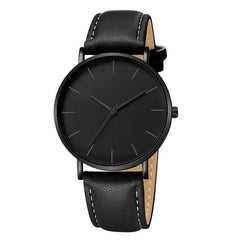 KALYPSO Leather Watch