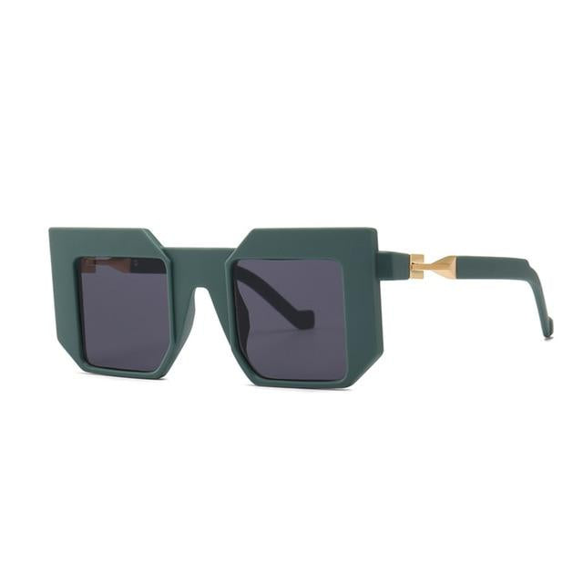 MARISKA SUNGLASSES DARK Green