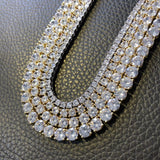 Lab Diamonds Tennis Chain