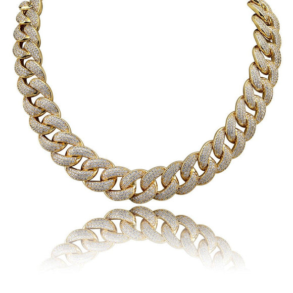 18mm Cuban Link Choker