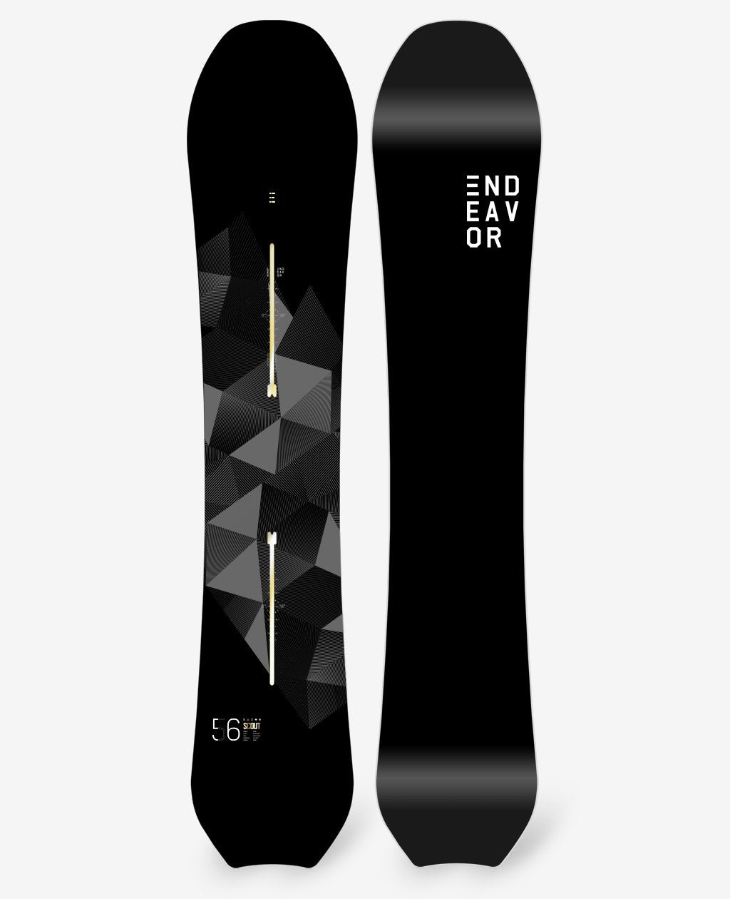 Endeavor Scout Snowboard
