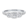 14K Diamond Ring 5/8 ctw