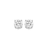 14K Diamond Studs 3/4 ctw