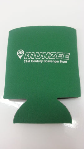 Munzee Can Coozie