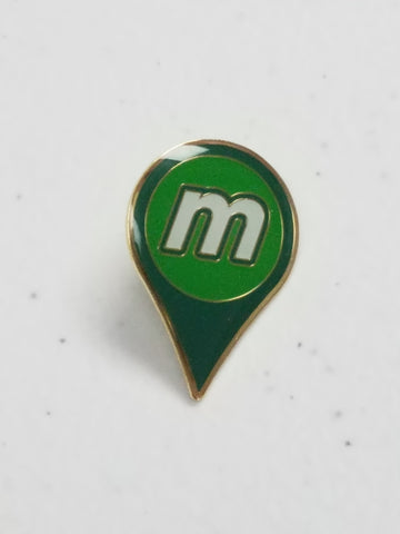Munzee Hat Pin