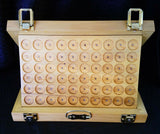 Pathtag Wooden Briefcase - Cherry