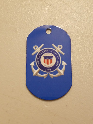 Coast Guard - Personal Munzee Tag