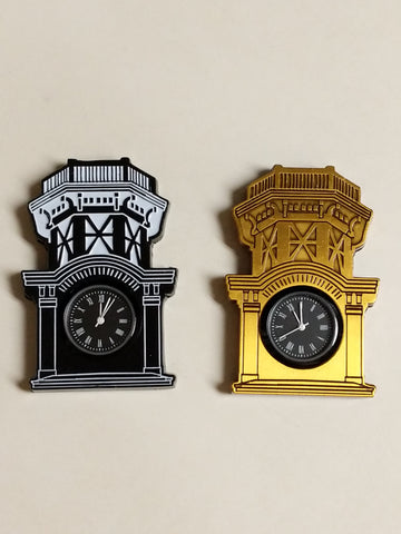 Rome Georgia Clock Tower Geocoin