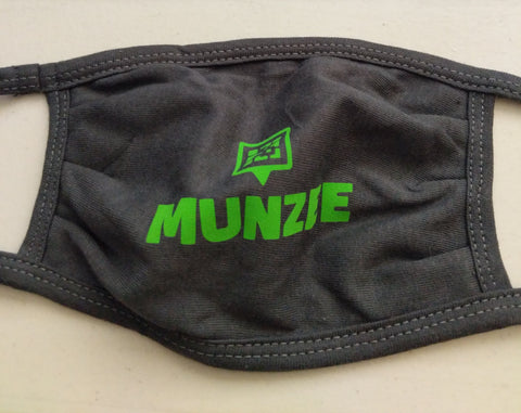 Munzee Face Mask
