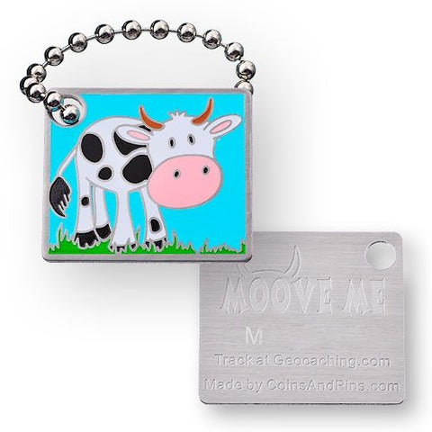 Move Me Travel Tag