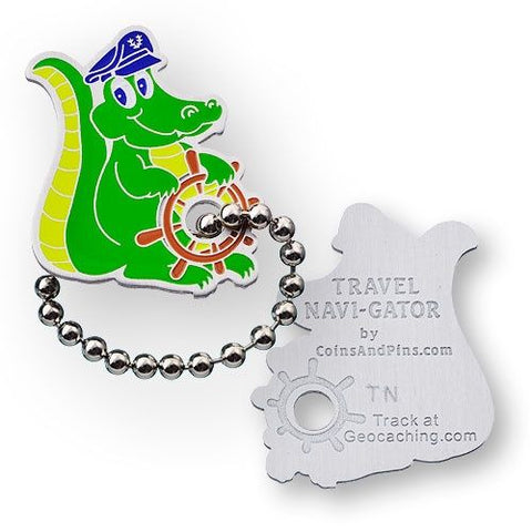 Travel Navi-Gator Travel Tag