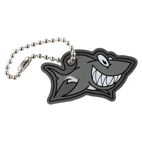 Shark Cachekinz Travel Tag