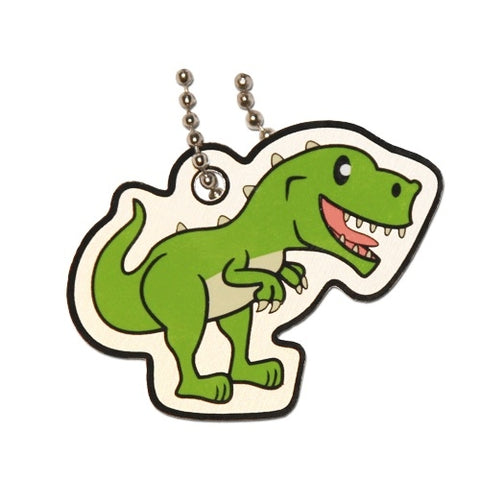 T-Rex Cachekinz Travel Tag