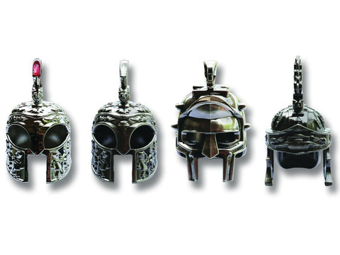 Roman Helmet - Complete set of 4