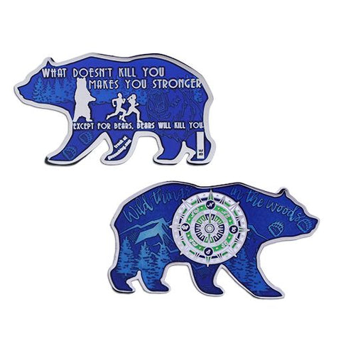 Bear Geocoin