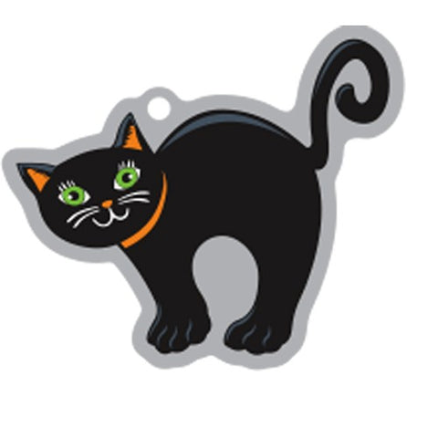 Catsidy the Cat Travel Tag