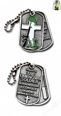 Unknown Soldier Geocoin