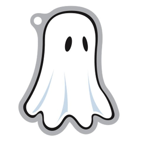 Boo-mer the Ghost Travel Tag