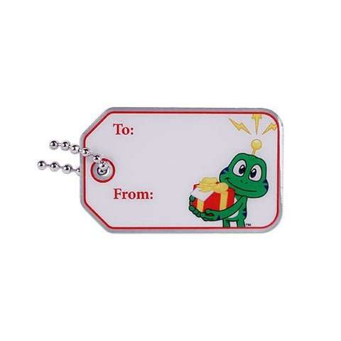 2018 To/From Signal the Frog Travel Tag