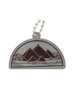 Ancient Wonders of the World Trackable Tag- Great Pyramid of Giza