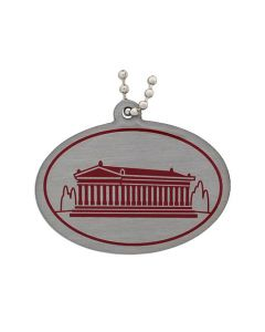 Ancient Wonders of the World Trackable Tag- Temple of Artemis