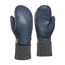 Load image into Gallery viewer, Rolly Leather Mittens Women - 3 Colours